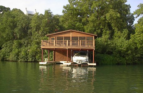 Boat Dock by TX Pile photo #007