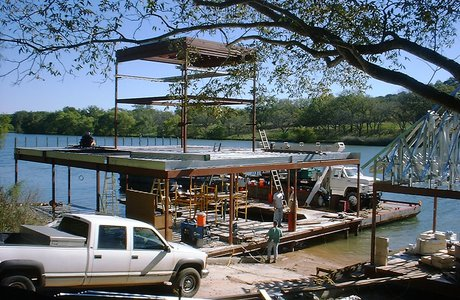 Boat Dock by TX Pile photo #005